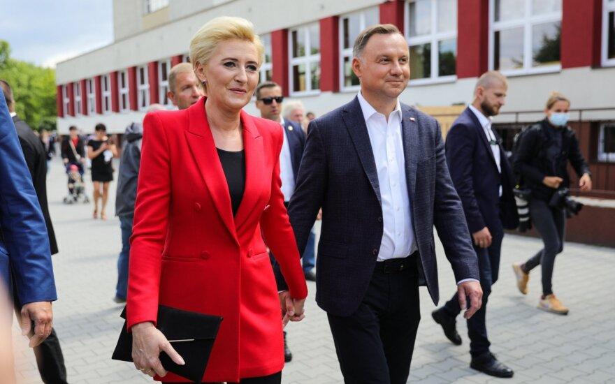 Lenkijos prezidentu perrinkus Dudą intriga išlieka: Lietuvos gali laukti svarbus pasirinkimas