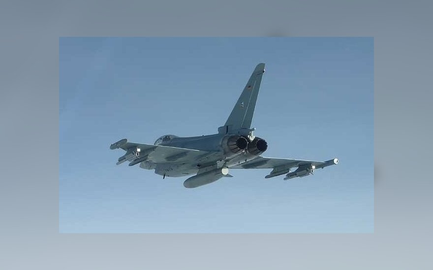 Canadian fighter jets to take part in Baltic air policing mission