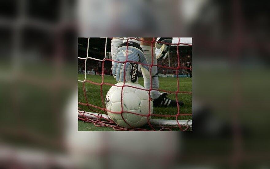 """LFF II lygos mače """"Viso Labo"""" klubo puolėjas pelnė septynis įvarčius"""