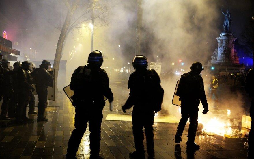 Italijos vicepremjero susitikimas šalyje sukėlė pykčio bangą