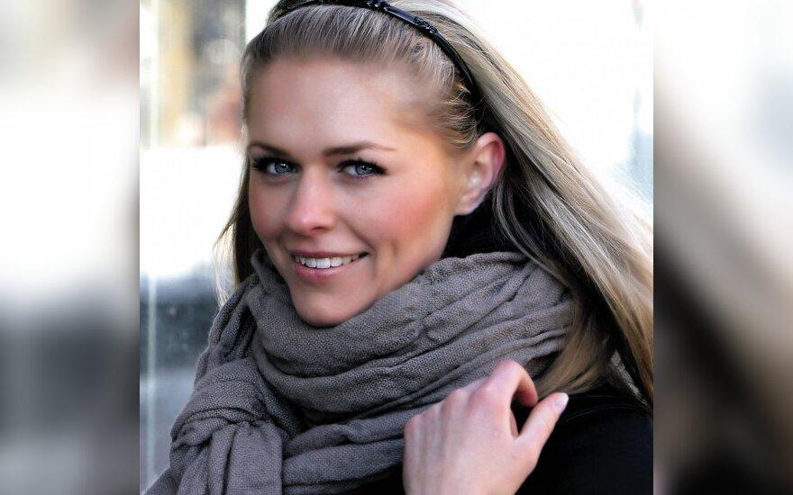 Agnė Grudytė-Guobienė  (S.Jankausko nuotr.)