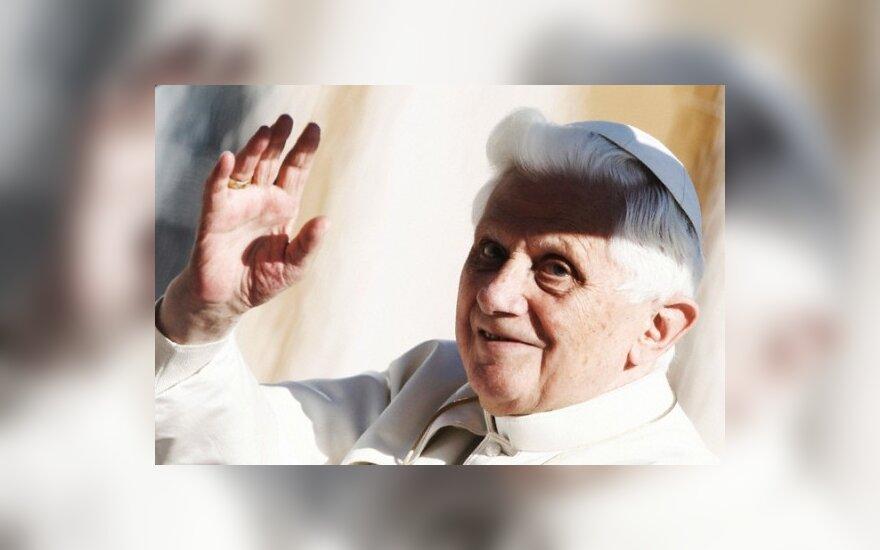 Sustiprintas popiežiaus saugumas