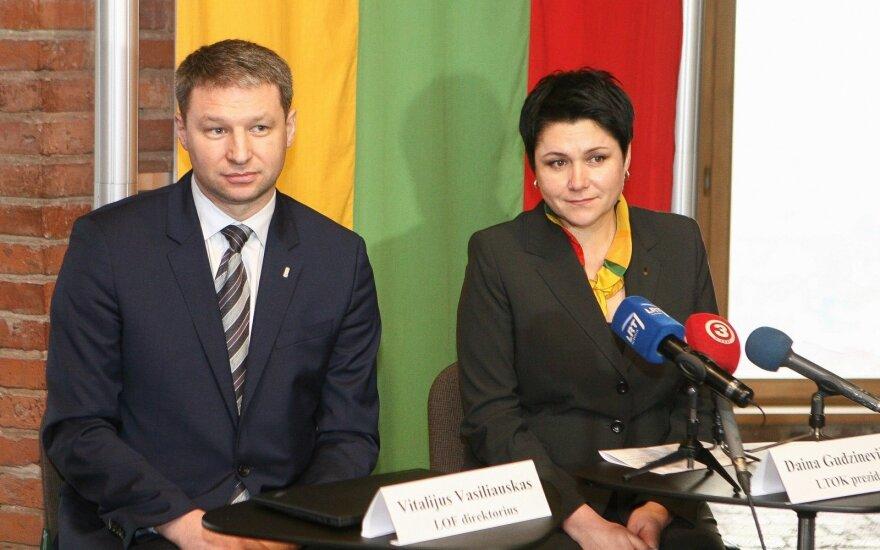 Vitalijus Vasiliauskas, Daina Gudzinevičiūtė