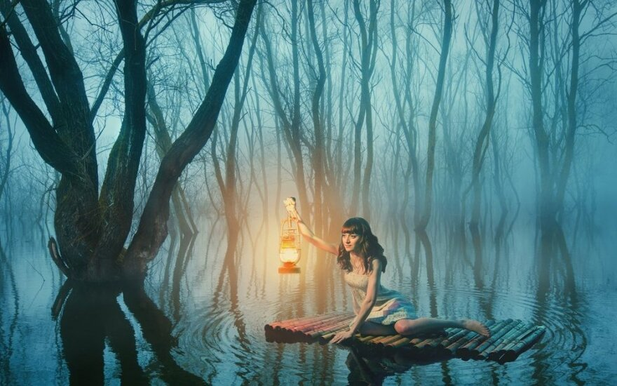 Knygų apie mergaitę Rugsėję rašytoja tiki, kad magija neturi galiojimo termino