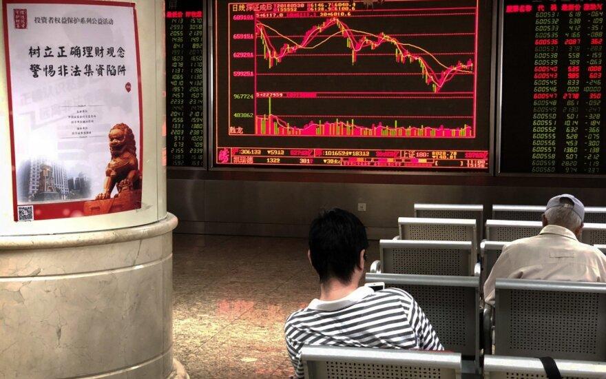 Azijos rinkos