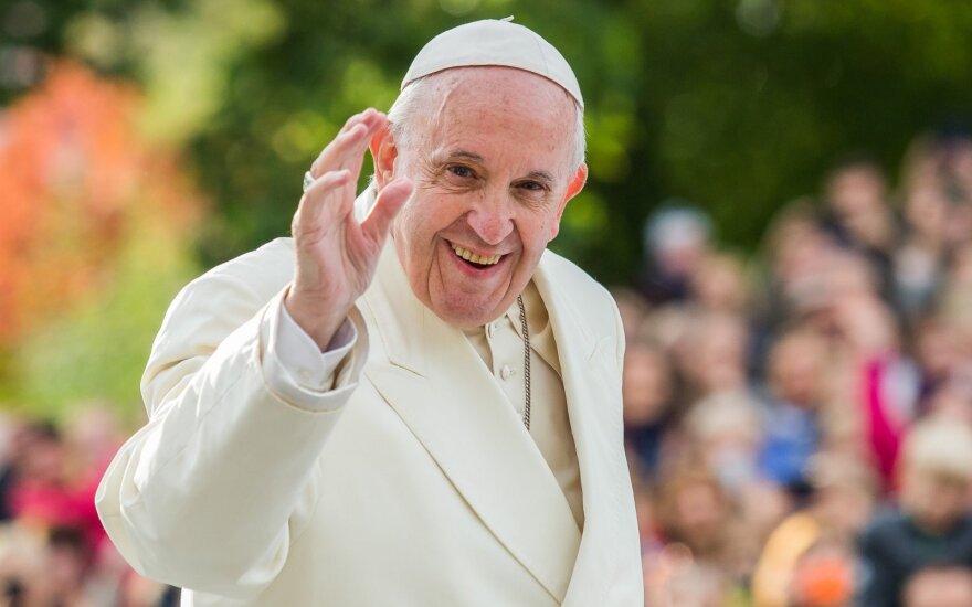 Kunigas Toliatas: popiežius daug kalba apie džiaugsmingą šventumą