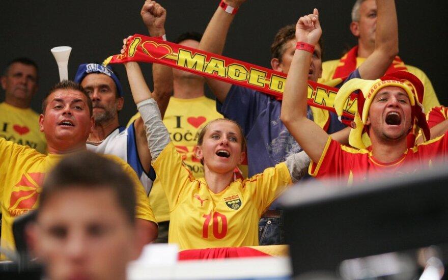Makedonų aistruoliai