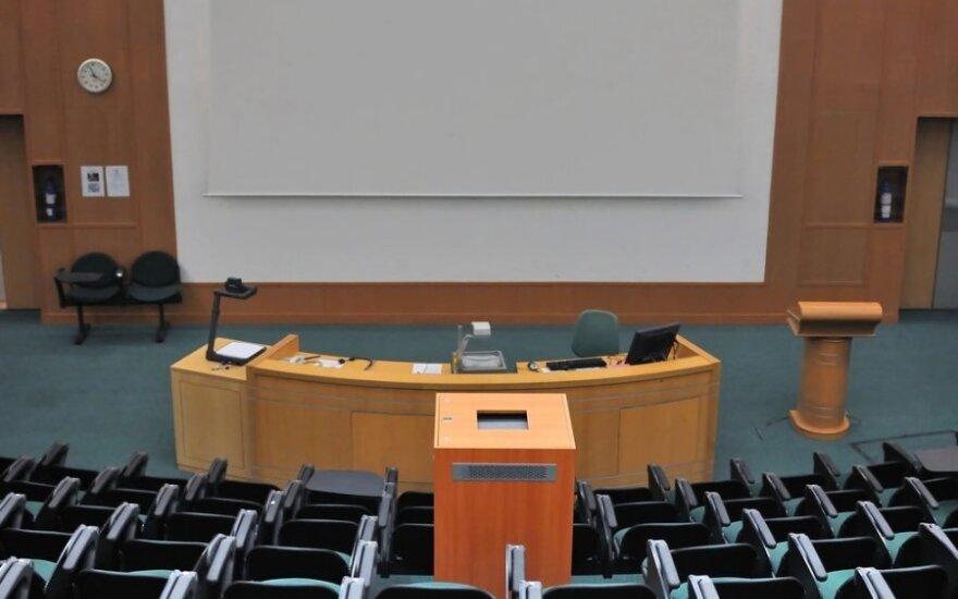Universiteto auditorija