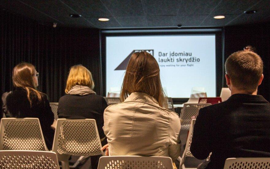 Vilnius Airport cinema hall presents a new short film program for families