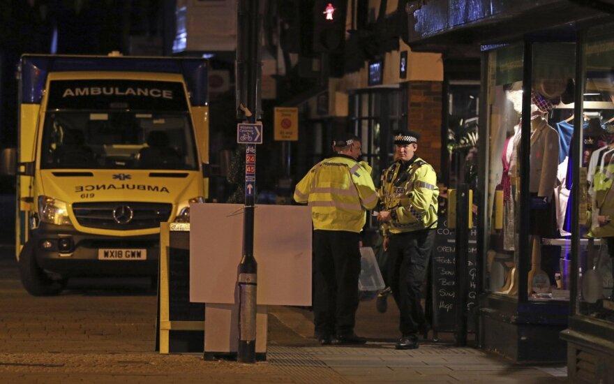 Anglijos policija apie Stratforde, gatvėje, mirtinai peiliu subadytą vyrą: tai lietuvis