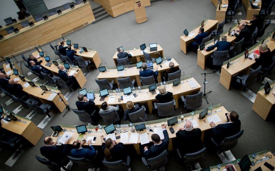 Paramą teikti uždrausta tik nuostolingoms valstybės ir savivaldybių valdomoms įmonėms
