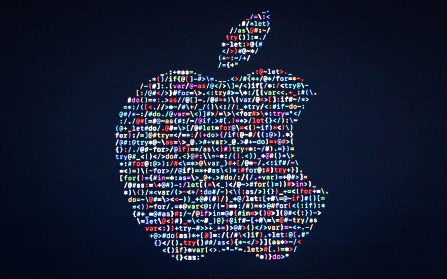 """Apple"" (Asociatyvi nuotr.)"