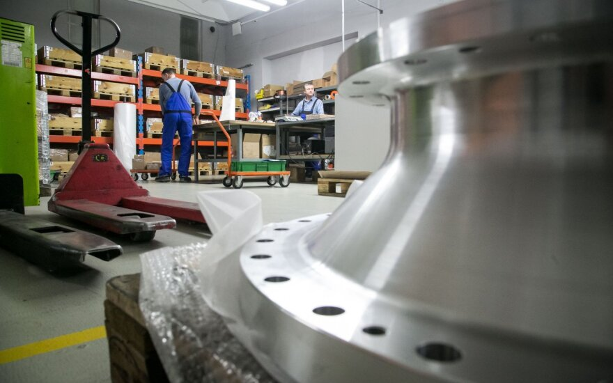 Lithuania's metal processing company sets up two companies in Kiev
