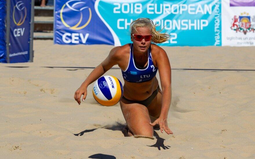 Ieva Vasiliauskaitė (Foto: CEV)