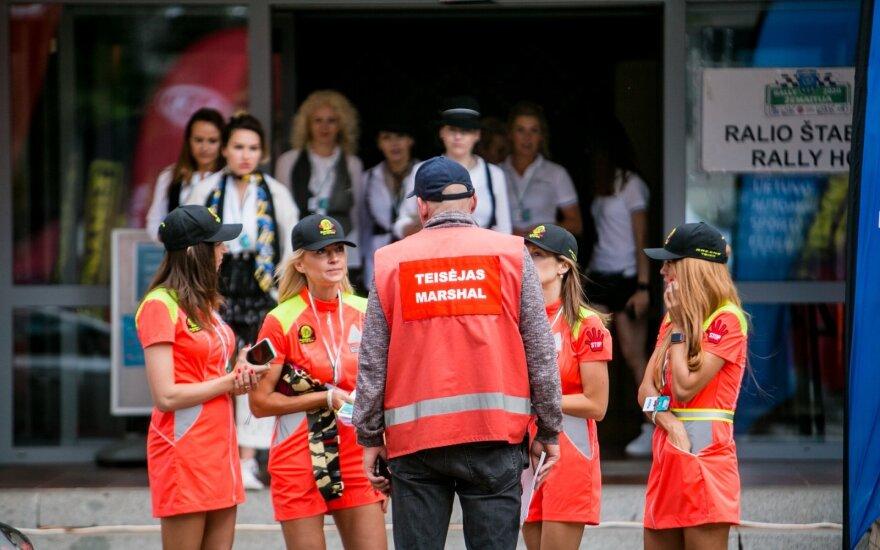 Papasakojo apie damų lenktynes Žemaitijos ralyje – netrūko nei emocijų, nei azarto