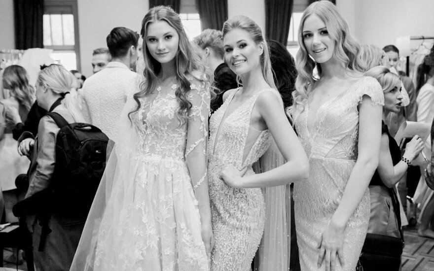 """L`Oréal Professionnel Baltic Bridal Fashion Show"""