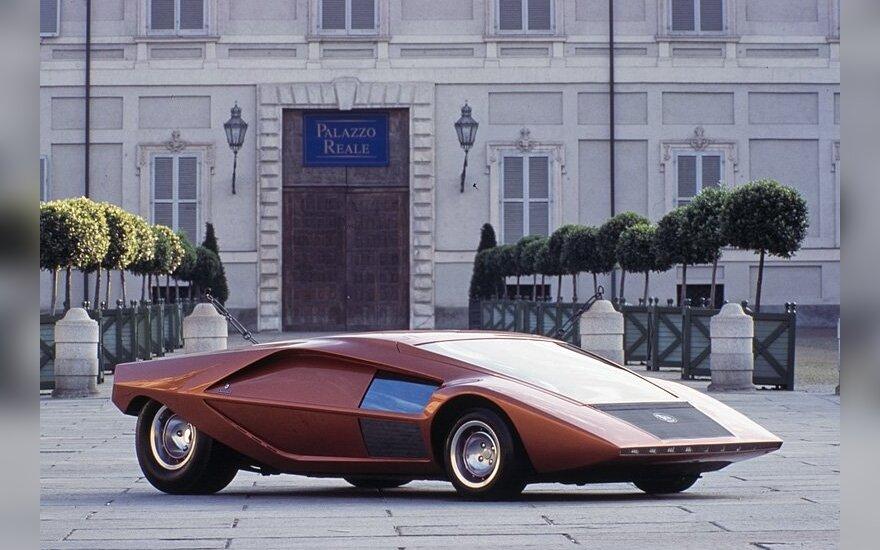 Lancia Stratos Zero (1970 m.)
