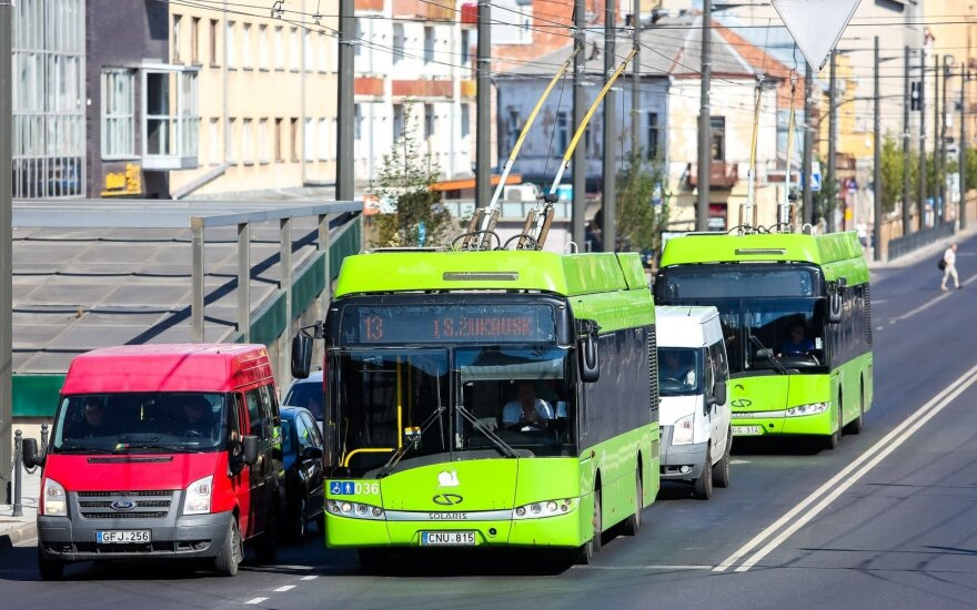 Lithuania's Kaunas to buy 85 new trolleybuses from Poland's Solaris