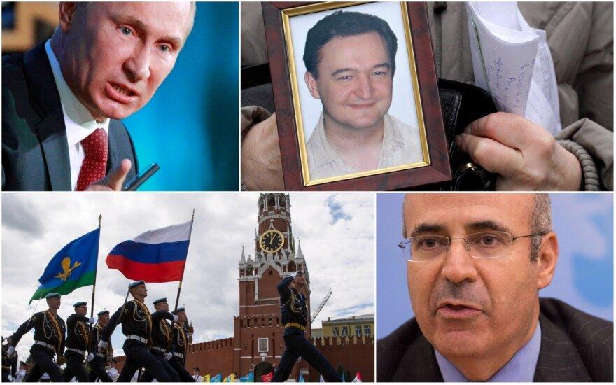 """Maskva teigia atsakiusi į Lietuvos sudarytą """"Magnitskio sąrašą"""" savo sankcijomis"""
