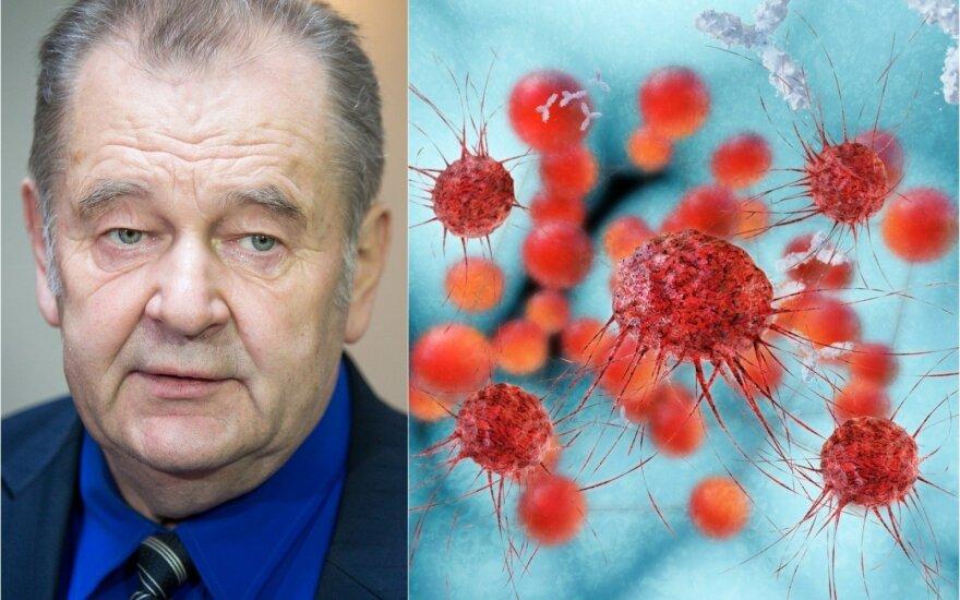 Fitoterapeutas Juozas Ruolia