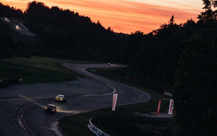 """Antras """"Naktininės Lenktynės 420"""" etapas: dvigubai daugiau distancijos ir azarto"""