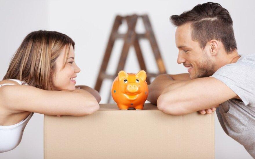 Kaip keičiasi santykiai, jei moteris uždirba daugiau už vyrą?