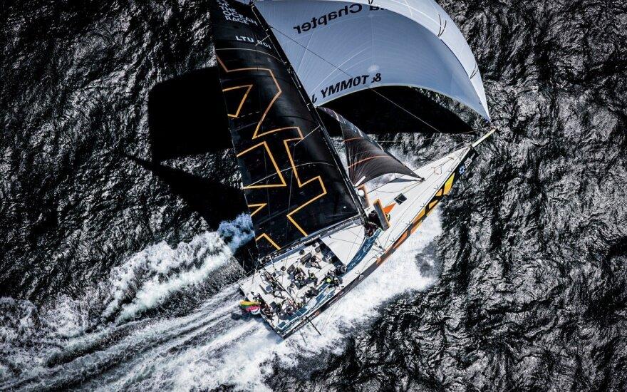 """Ambersail-2"" (Foto: ""Sailing Energy"")"