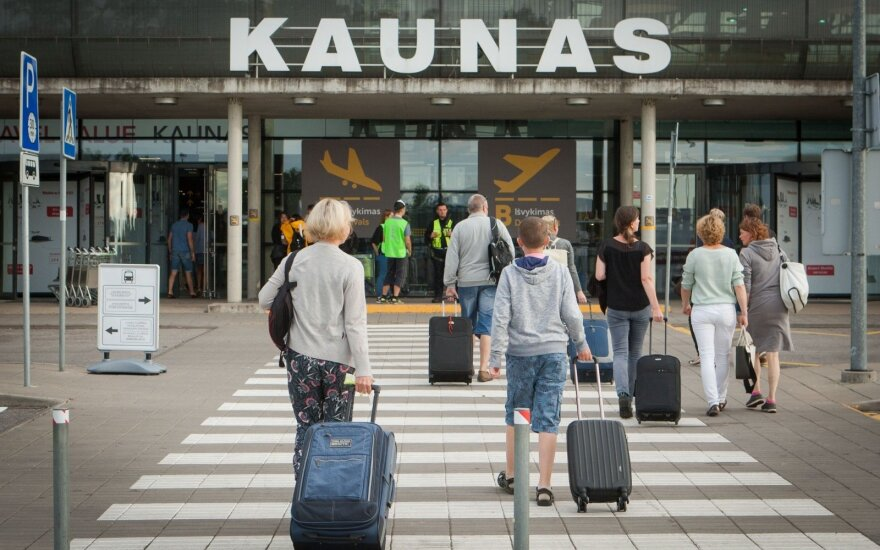 New flights from Kaunas Airport will be launched