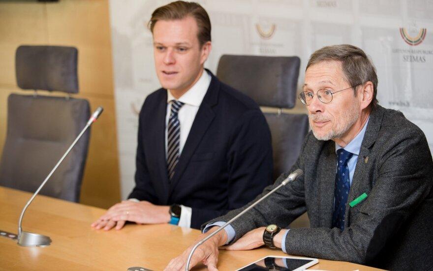 Į EP nusitaikęs prof. Mažylis: ten – ne politikos dramblių kapinės