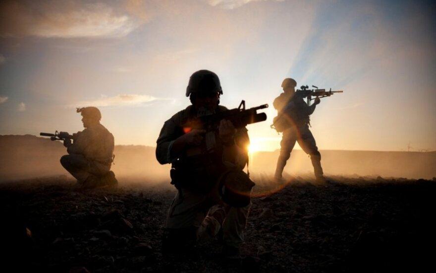 Nigeryje nušauti trys JAV specialiųjų operacijų pajėgų kariai