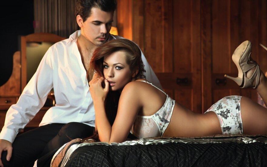 Trys klausimai apie seksą filosofui