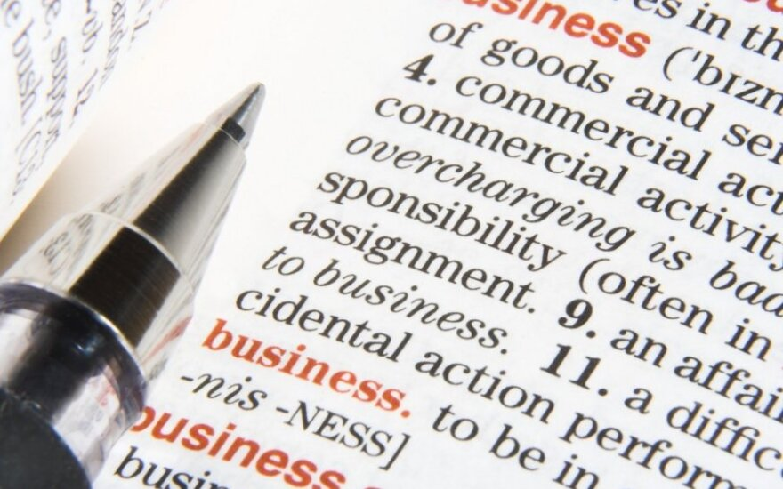 Tarptautiniam verslui svarbūs anglų kalbos aspektai