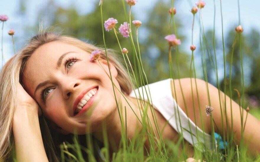 Patarimai moterims, kaip pavasarį pasitikti gražioms ir sveikoms