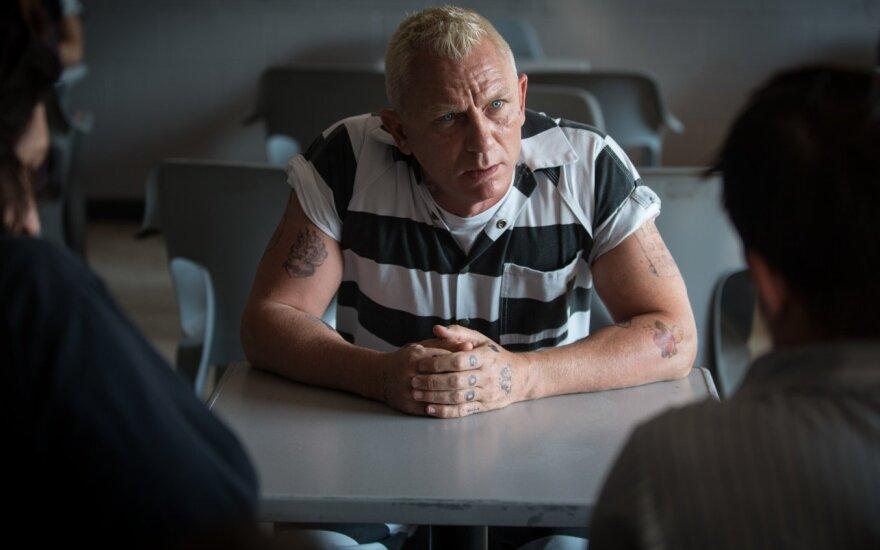 """Danielis Craigas, kadras iš filmo """"Loganų sėkmė"""""""