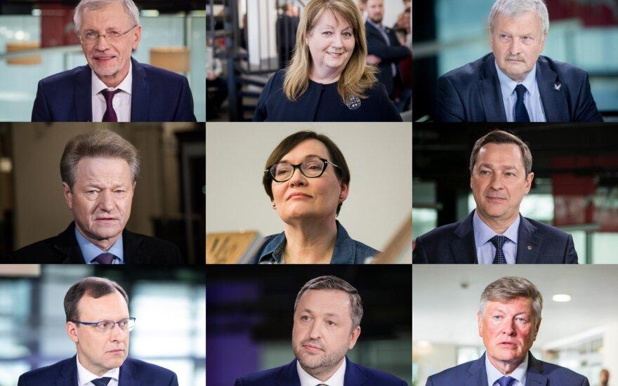 Kandidatai į EP