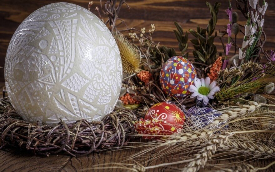 Vote for your favourite Easter egg at the Lithuania Tribune