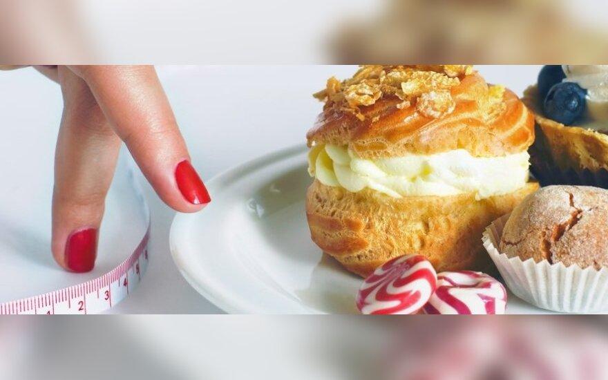 10 patarimų, kaip nepriaugti papildomų kilogramų per šventes
