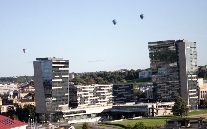 Vilniaus biurų rinka: paklausa milžiniška, tačiau laisvų vietų nėra
