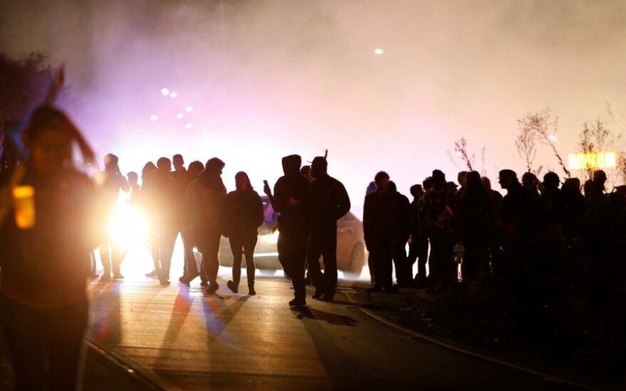 Per nacionalistų mitingą Virdžinijoje žuvo žmogus
