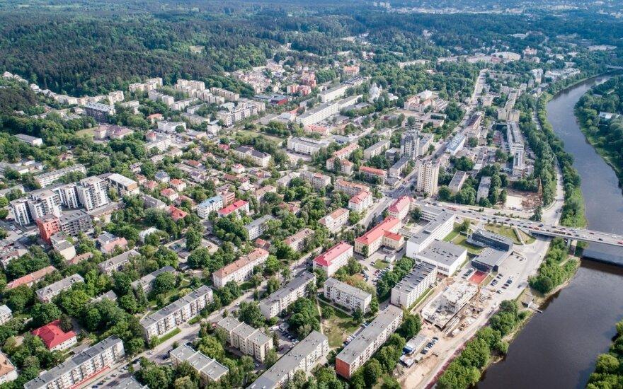 """Pradeda veikti Vilniaus """"pagalvės"""" mokesčio deklaravimo sistema"""