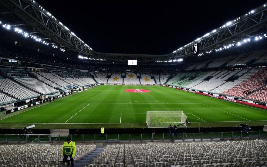"""Turino """"Juventus"""" stadionas"""