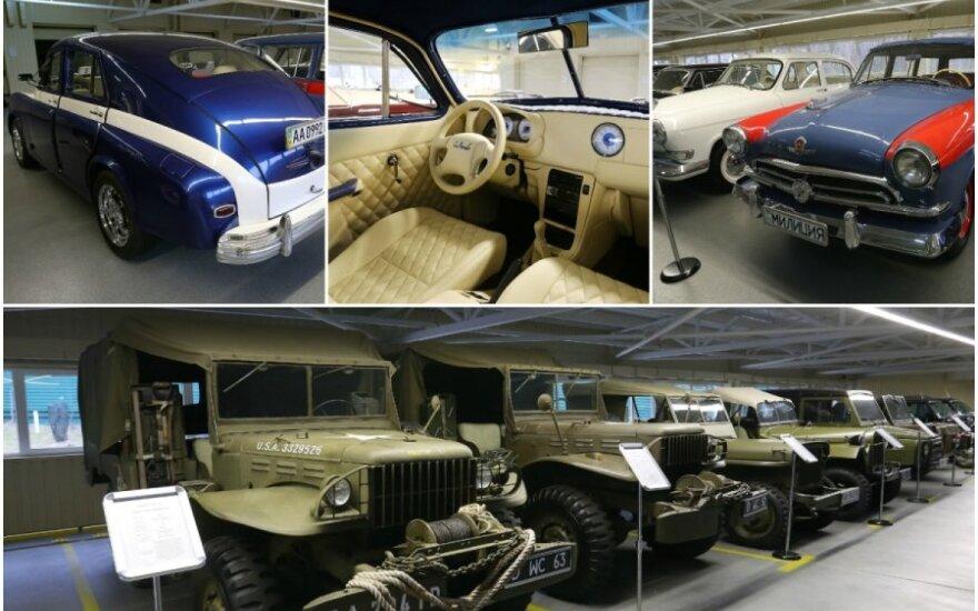 Viktoro Janukovyčiaus automobilių kolekcija