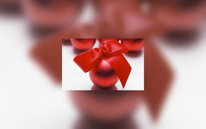 Prezidentūros Kalėdų eglė įsižiebs per Lietuvos televiziją