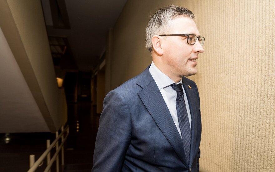 Du Seimo nariai VSD vadovo atsakymus dėl rinktos medžiagos nori išgirsti Seimo salėje