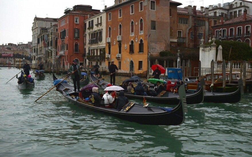 Norintieji pamatyti Veneciją turės susimokėti