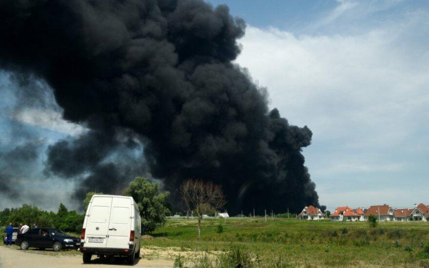 Košmaras Ukrainoje tęsiasi: patvirtinta keturių žmonių žūtis