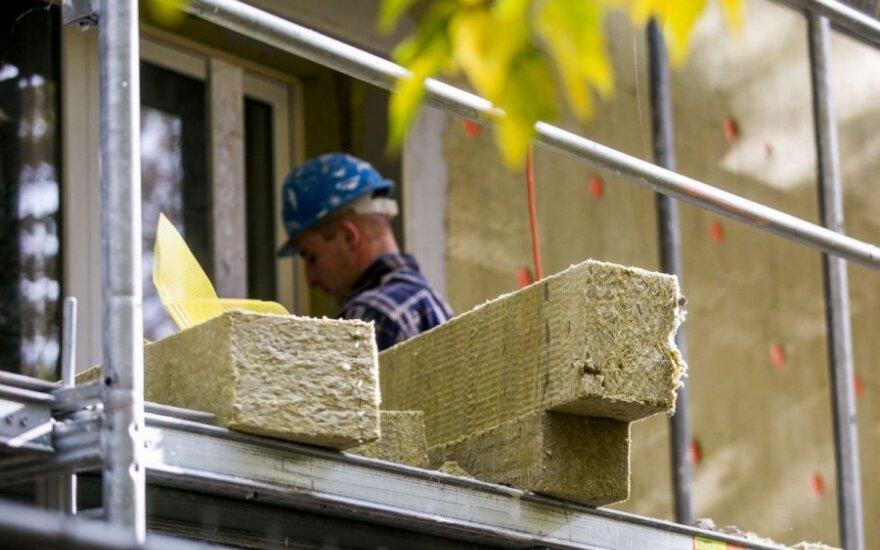 Renovacijai pritaria vis daugiau uostamiesčio daugiabučių namų savininkų