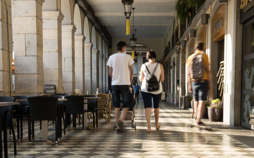 Lūžio taškas Europoje: situacija dėl koronaviruso po vasaros keičiasi iš esmės