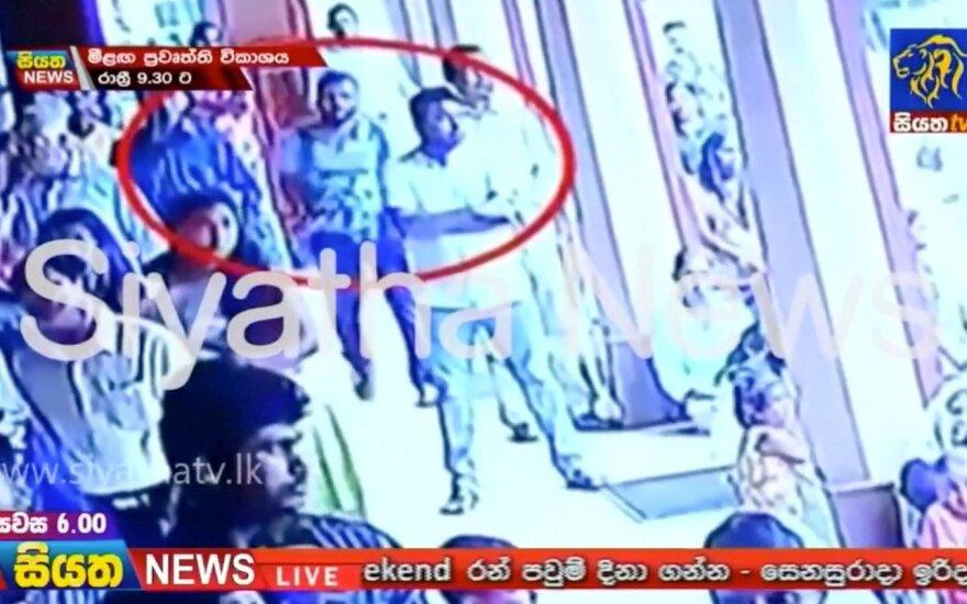 """Pirminės išvados: kruvini sprogdinimai Šri Lankoje – """"atpildas už Kraistčerčą"""""""
