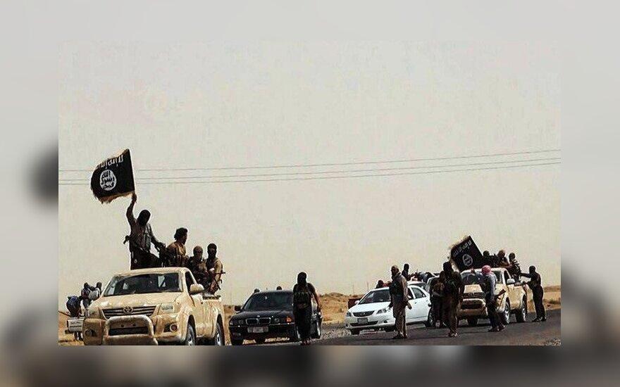 Irake IS surengė pasalą sukarintoms šiitų pajėgoms ir nužudė 27 kovotojus